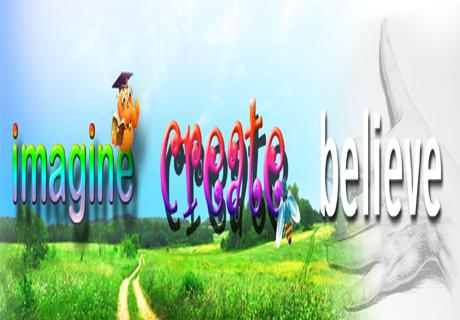 ImagineCreateBelieveBecome May 2014