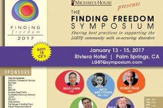 Finding Freedom LGBTQ Symposium 2017